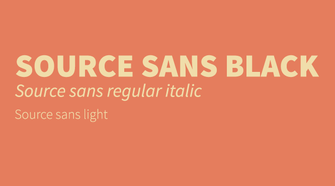 google-font-typography