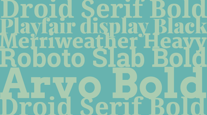 conbination-google-font-typography