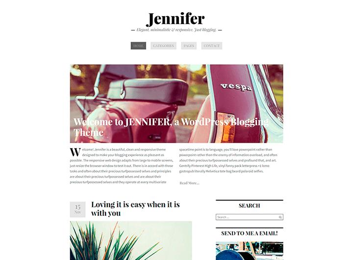 jennifer-theme-responsive-clean-wordpress