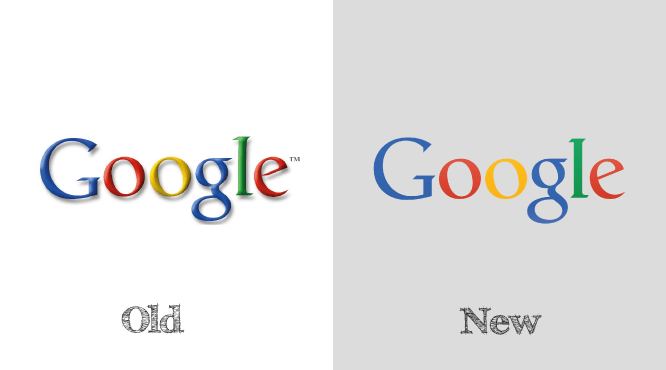 Logo Google Redesign Good Example