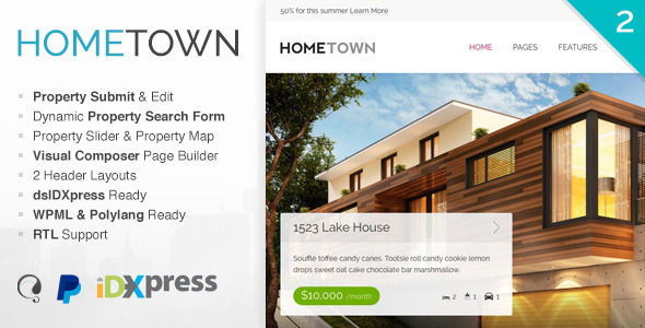 hometown-wordpress-theme-real-estate