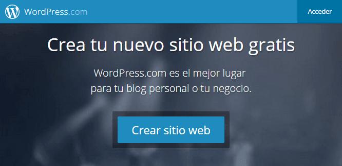 Ventajas de WordPress.com