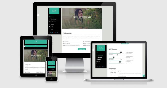 6 Plantillas para WordPress con un Menú Original y Creativo • Silo ...