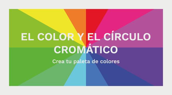 Combinaciones de colores con ayuda del c rculo crom tico silo creativo - Paleta cromatica de colores ...