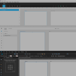 Comparativa de software de diseño UI
