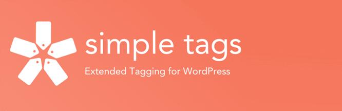 Simple Tags, plugin para WordPress