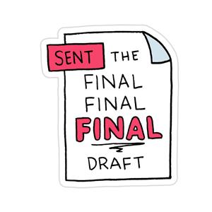 Sticker humorísticos para freelances