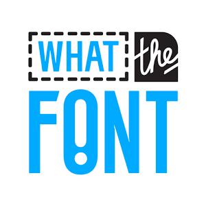 Logo APP WhatTheFont