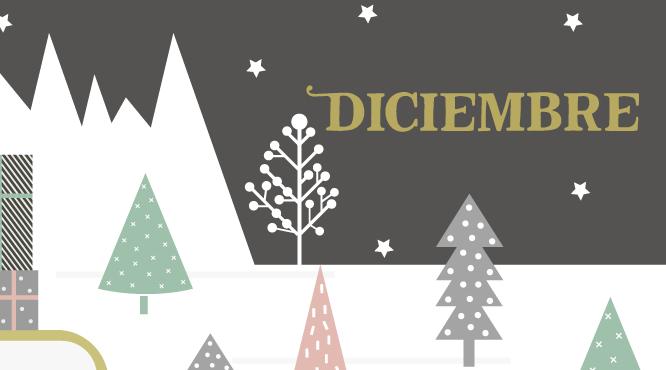 Calendario Diciembre.Calendario Descargable Diciembre 2018 Silo Creativo
