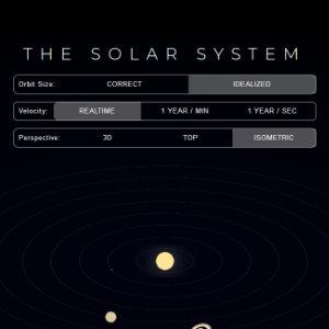 sistema solar css