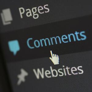 seccion de comentarios en wordpress