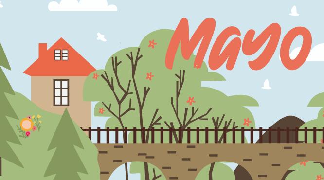 Calendario descargable: Mayo 2020 • Silo Creativo