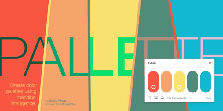 Palette, plugin para Figma
