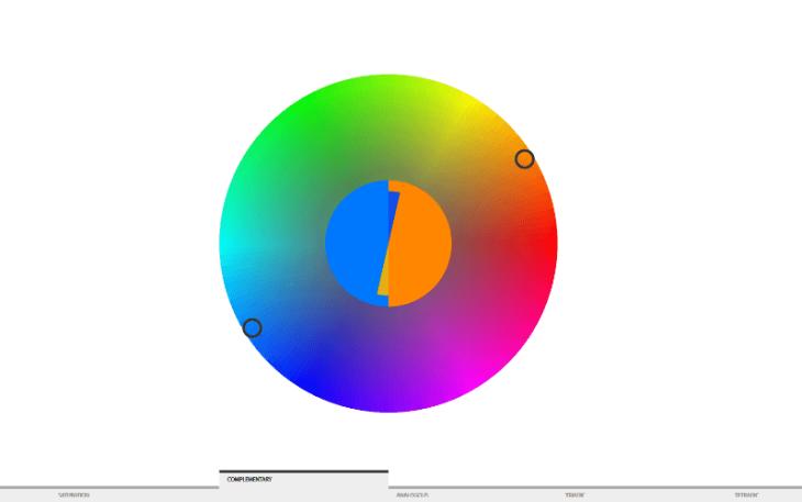 Color Method, juego con colores
