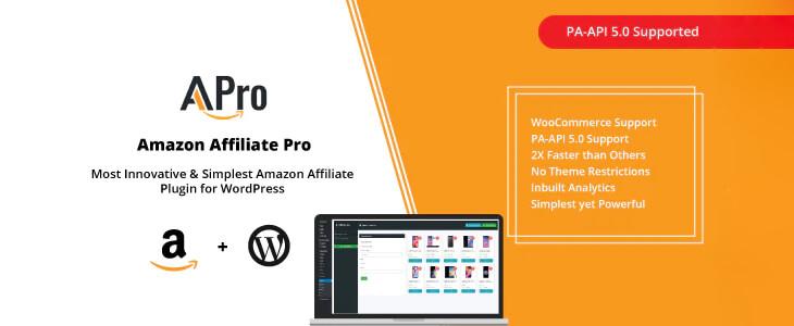 AAPro, plugin WordPress para afiliados de Amazon