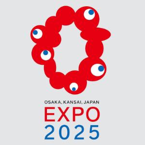 logo de la expo osaka 2025