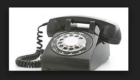 Alat komunikasi modern Telephone