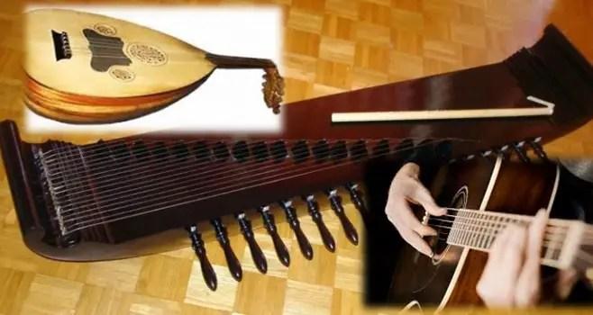 19 Alat Musik Petik Tradisional Nama Dan Keterangannya