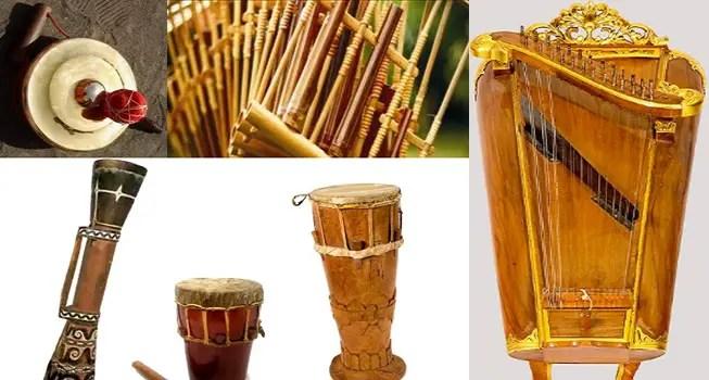 Kumpulan Alat musik Tradisional