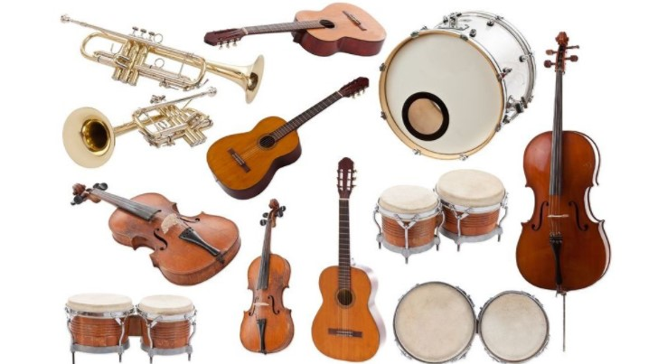 101 Gambar Alat Musik Non Tradisional