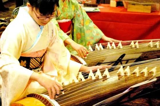 Alat Musik Jepang Koto
