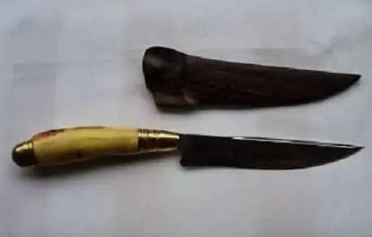11 Senjata Tradisional Bali Gambar Dan Penjelasannya