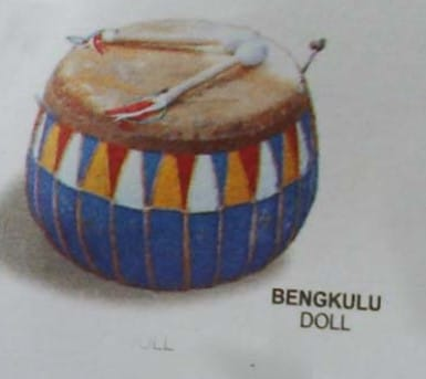 alat musik tradisional Bengkulu Dol