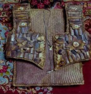 Pakaian Adat Anyaman Tikar Kalimantan