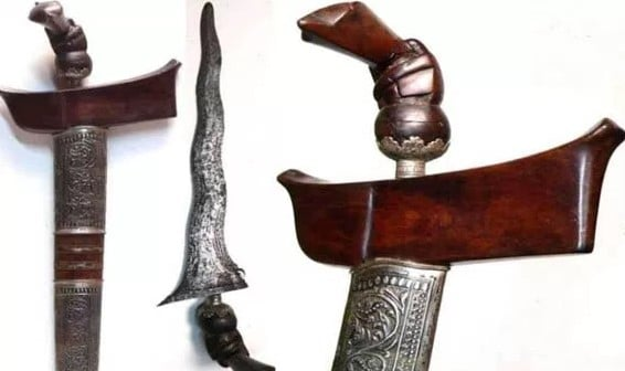 10 Senjata Tradisional Riau Melayu Dan Yang Di Sembunyikan Sejarah