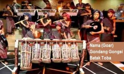 Alat musik Batak Toba