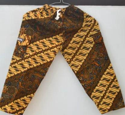Celana Batik Betawi