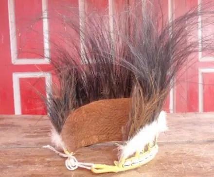 Topi adat Papua