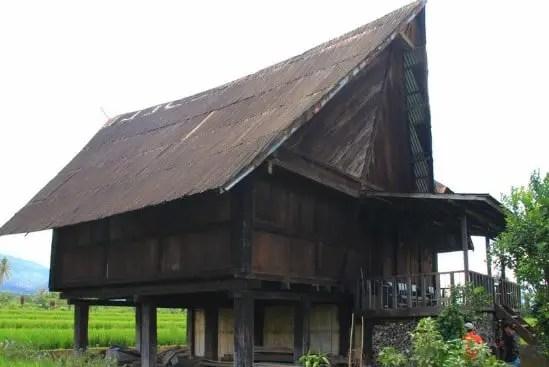 Rumah Adat Khas Sumatera Selatan