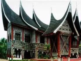 Rumah Tradisional Khas Melayu