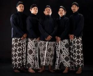 Pakaian adat Pria Jogjakarta