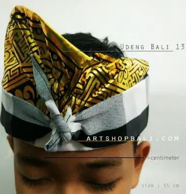 Gambar Udeng Bali