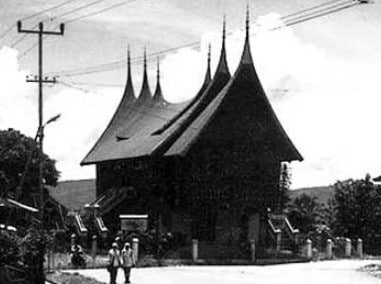 Kumpulan Koleksi Gambar Rumah Adat Suku Padang HD