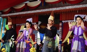 Budaya Tari Dari Daerah Sumut