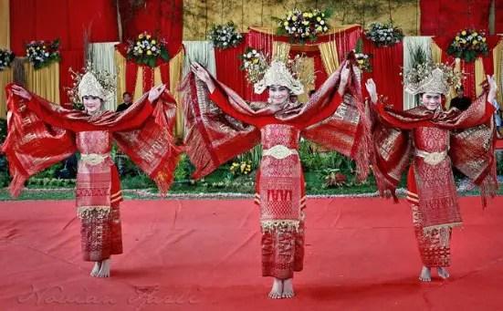 Tari Sebimbing Sekundang Asal Daerah Sumatera Selatan