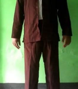 Celana Komprang Sunda