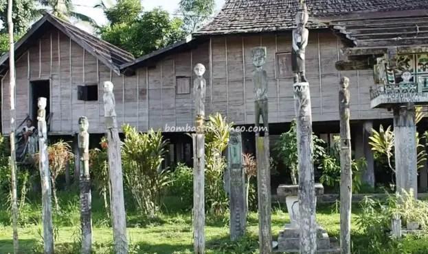 Review tentang Rumah Betang Toyoi di Kalimantan Tengah