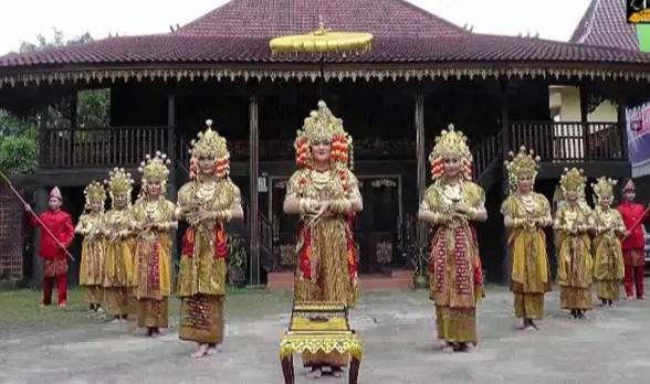 Info Lengkap Tari Gending Sriwijaya asal Sumatera Selatan