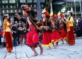 Gambar Tarian Daerah Sumatera Utara
