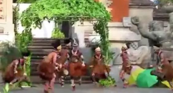 Tarian Tradisional Papua