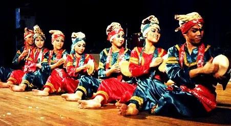 Nama Tarian Sumatera Utara
