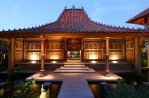 Rumah Adat Joglo Jawa Tengah, Gambar dan Keunikan serta Keterangannya