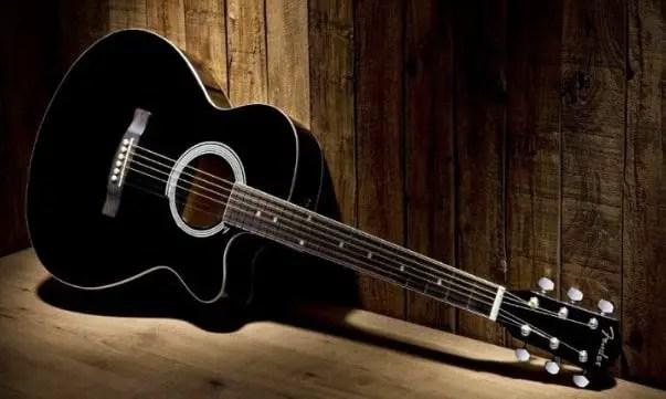 Artikel mengenai Alat musik harmonis yang bernama Gitar