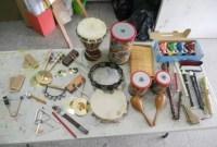 Contoh mengenai alat musik ritmis