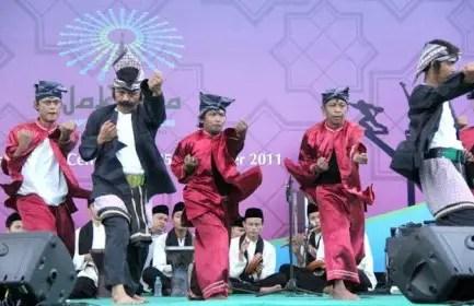 Info Ulasan terkait Tari Blenggo khas tradisional Betawi