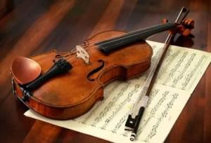 Info mengenai Alat Musik Melodis yang bernama Biola